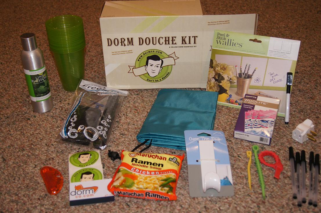 Classic Dorm Douche Kit from DormCo