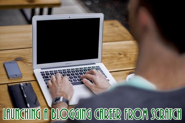 blogging career