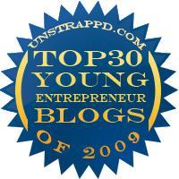 Top 30 Young Entrepreneur Blogs of 2009